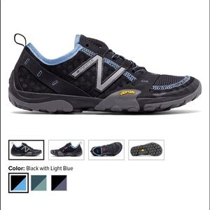 New balance Minimus shoes size 8.5 used condition
